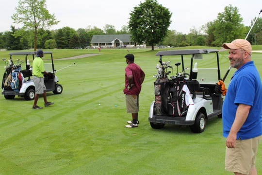 Three local nonprofits teamed up to host the first Community Cup Golf Outing at the Player's Club on May 24, 2019.