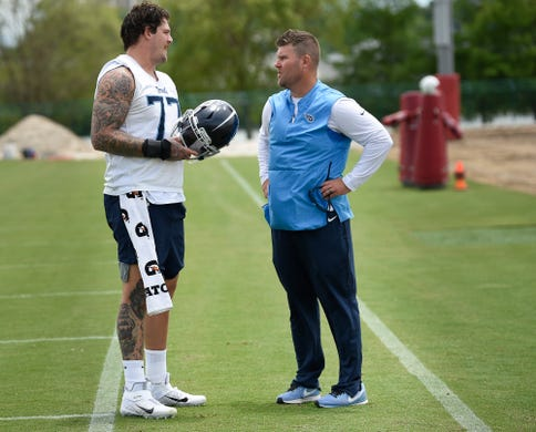 Taylor Lewan says he is facing 4-game suspension after testing positive for banned substance