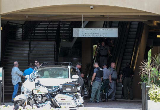 Collier County deputies evacuated the Silverspot Cinema in Mercato just after 1p.m. The surrounding was given the all clear by 2 p.m.