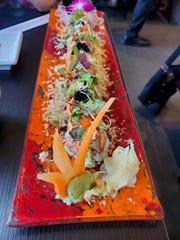 Ventanas sushi roll