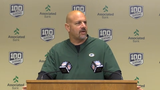 Packers defensive coordinator Mike Pettine discusses last season's weakness on first down and what can be done to improve.