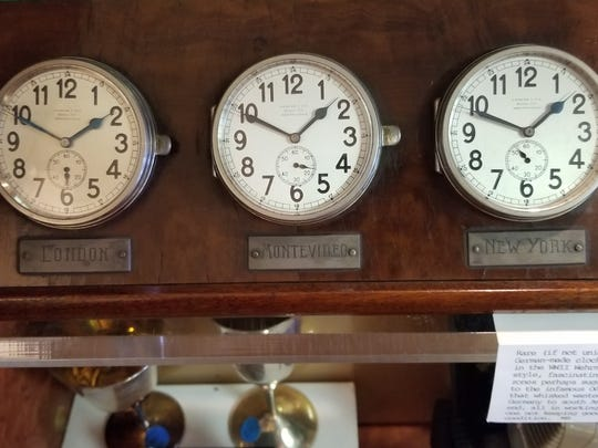 Historical clocks are out of favor but make sure they're in running order. Repairs can be costly.