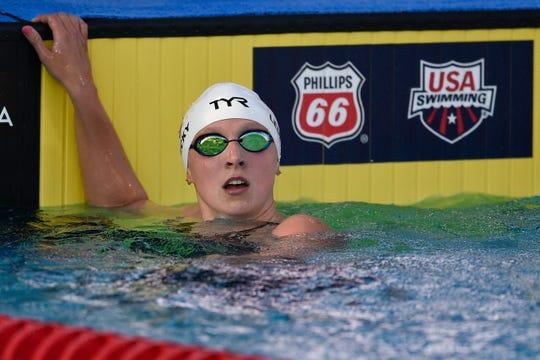 Matt Grevers, Breeja Larson joining International Swimming League