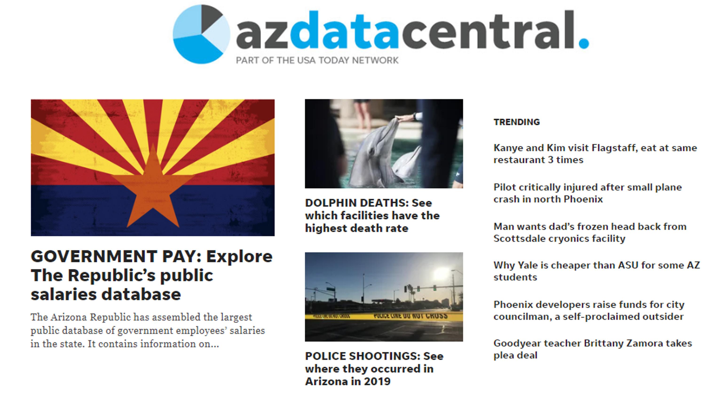 Arizona state employee salaries, government pay, ASU, UA