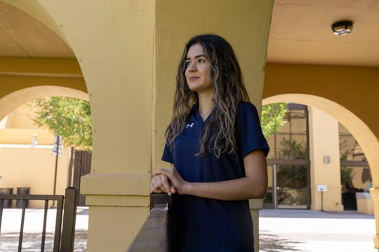 Aranzazu Soto, an undocumented student, is headed to Yale in the fall, after not being able to afford college in Arizona because of her immigration status.