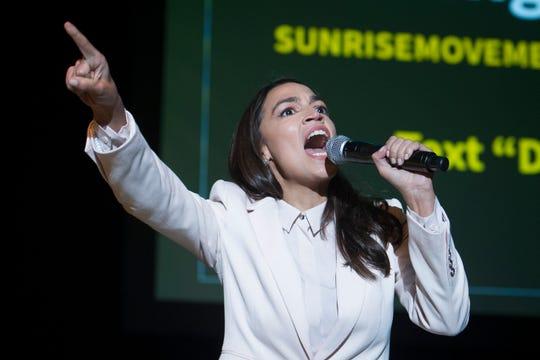 La representante demócrata Alexandria Ocasio-Cortez ha reformado la manera de hacer política en el partido demócrata.