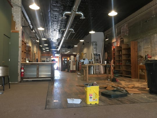 Patrick and James, a menswear store at 225 Huron Ave., is slated to open later this month in downtown Port Huron.