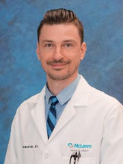 Todor Toromanovski, M.D., is accepting new patients at McLaren Family Medicine in St. Clair.
