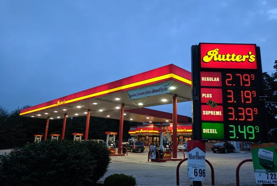 Rutter's has opened its 78th store, this time in Lebanon.
