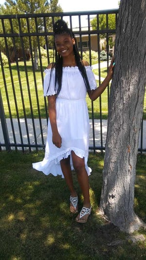 Trinity Cole, 13, was last seen in Carson City on June 8.