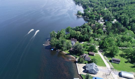 How science and nature are helping to rescue Honeoye Lake