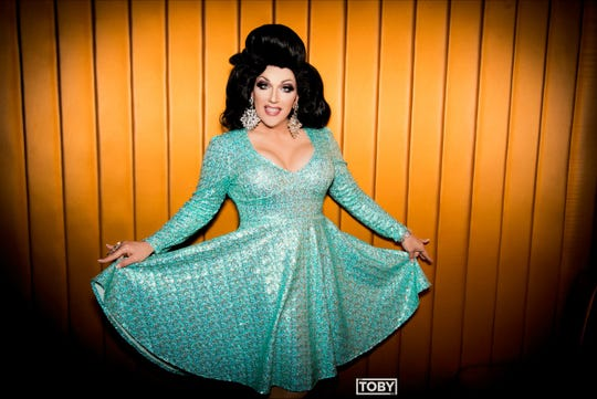 Mrs. Kasha Davis is one of three Rochester drag queens to make the cover of the latest issue of New York Magazine.