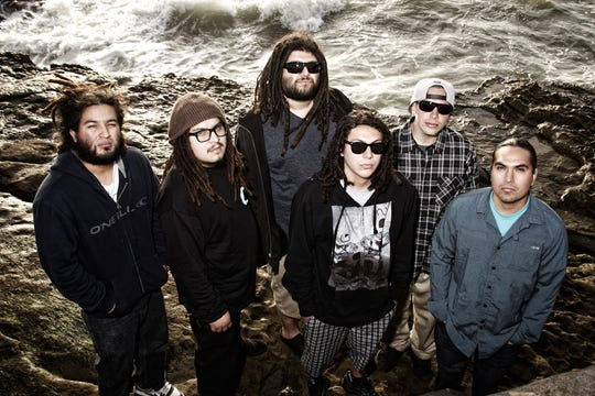 San Diego reggae band Tribal Seeds will make their way Nov. 23 to the Ventura Theater, 26 S. Chestnut St.