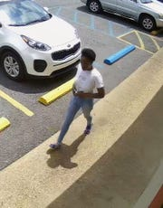 The Shreveport Police Department is asking for help in identifying this person who is believed to be involved in a carjacking on Monday.
