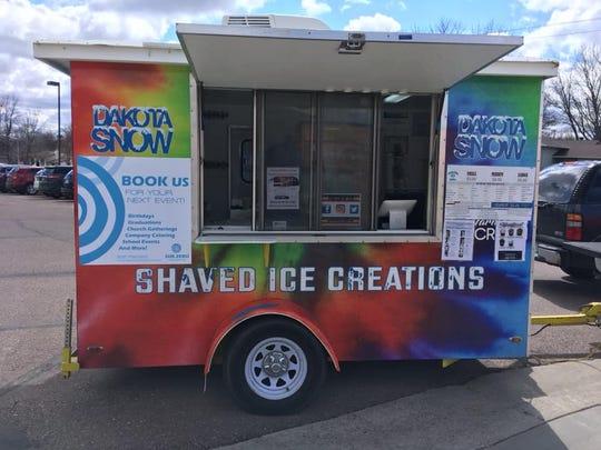 Dakota Snow Shaved Ice Creations