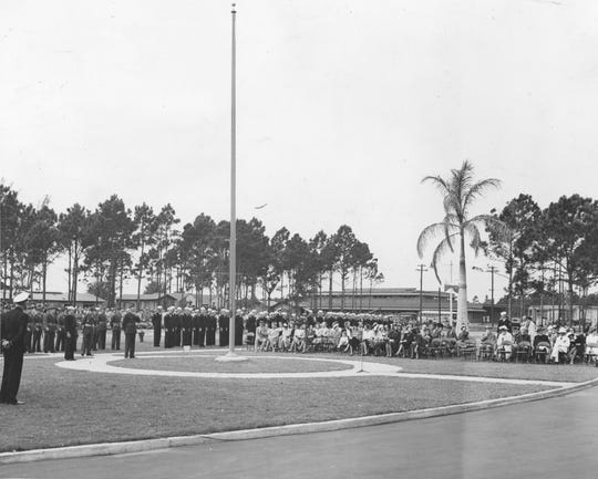 November 24, 1942 - The Vero Beach Naval Air Station was commissioned.