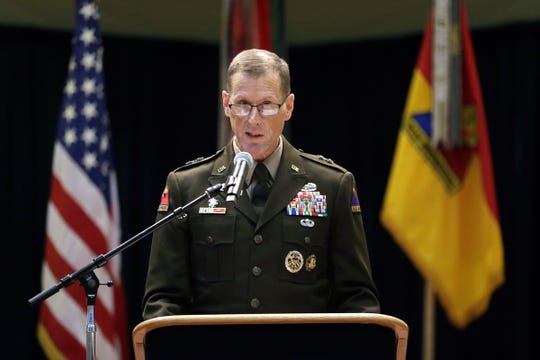 State of the Military 2019: Fort Bliss general going to