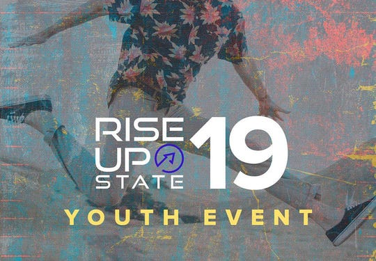 RISE UPstate is June 13 at the Greenville Convention Center