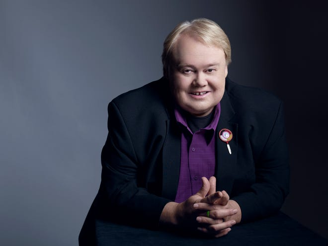 Louie Anderson will perform at the Thousand Oaks Civic Arts Plaza June 14.