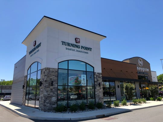 Turning Point opened at the end of May next to Honeygrow in the Christiana Fashion Center.
