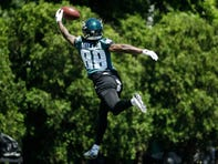 Here are receivers who could make the Eagles' roster, including the brother of a Patriots star