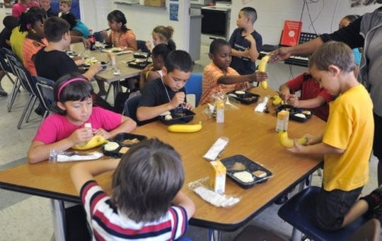 The Wichita Falls Area Food Bank received a $4,700 grant to expand and improve their Summer Meals program that serves more than 460 meals each day to area children.