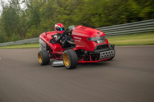 The record-breaking happened at the Dekra Lausitzring racetrack near Dresden, Germany on May 6.