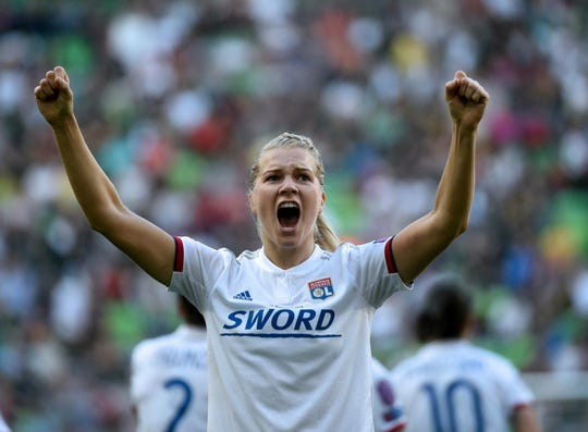 Ada Hegerberg has decided not to play in the 2019 World Cup.