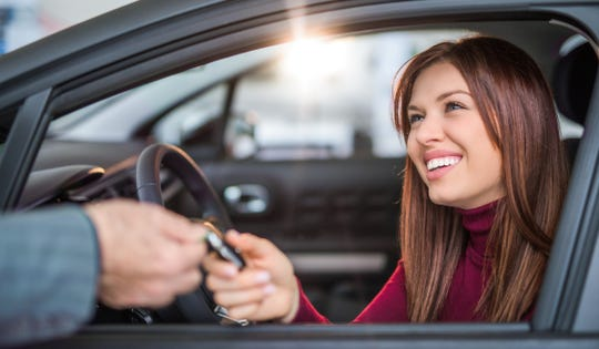 Follow these three tips to find the best car loan available.