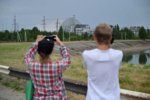 Chernobyl' HBO series inspires tourist wave: Is Chernobyl