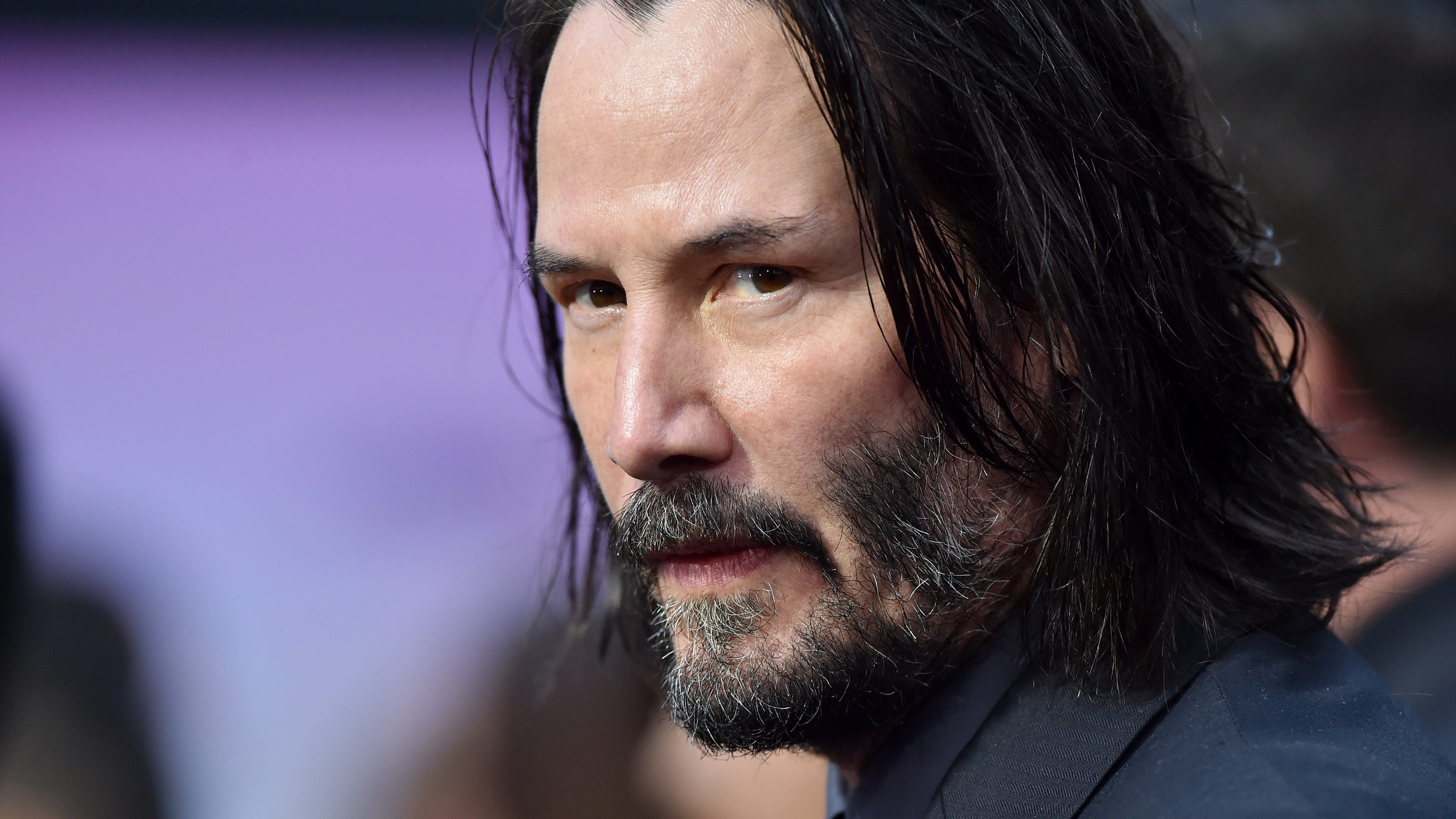 Keanu Reeves pulls a Keanu move, greets fans: 'You're breathtaking'