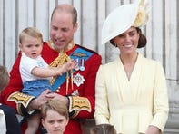 Prince William would be 'absolutely fine' if one of his children were gay