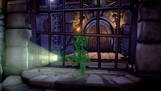 Mario's brother Luigi is the ghostbusting star in 'Luigi's Mansion 3,' a new video game coming to Nintendo Switch later this year. The game lets Luigi change into Gooigi, so he can ooze through tight spots.
