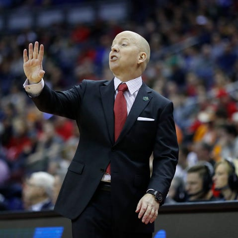 UCLA coach Mick Cronin wants a national title — but doesn't care about the doubters