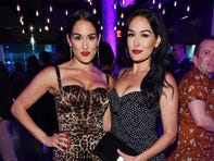 Meet Nikki and Brie Bella in Los Angeles for USA TODAY's Wine & Food Experience tour