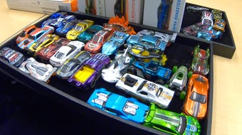 Mattel's Hot Wheels, the No. 1 selling toy, is sporting a new look: digital.