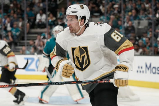 Mark Stone had 33 goals during the regular season in 2018-19.