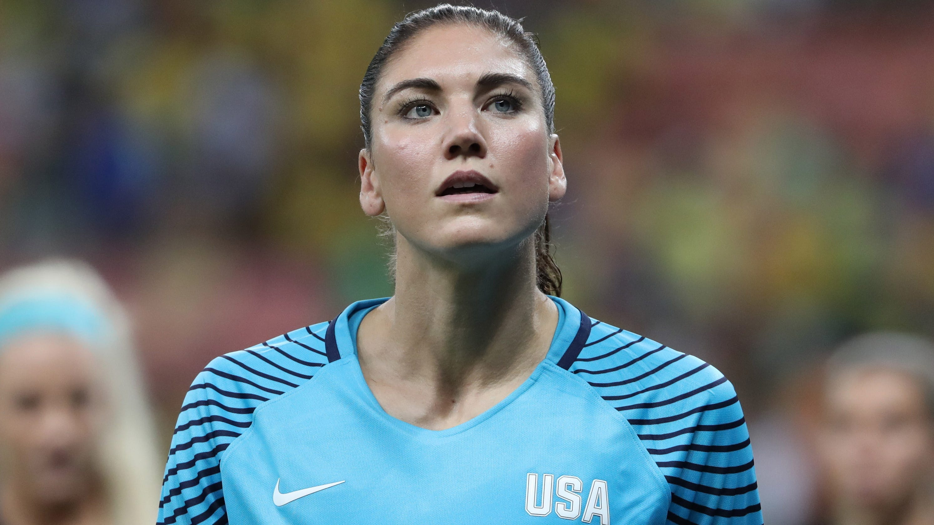 Hope Solo, ex-USWNT goalie, reveals details of miscarriage with twins