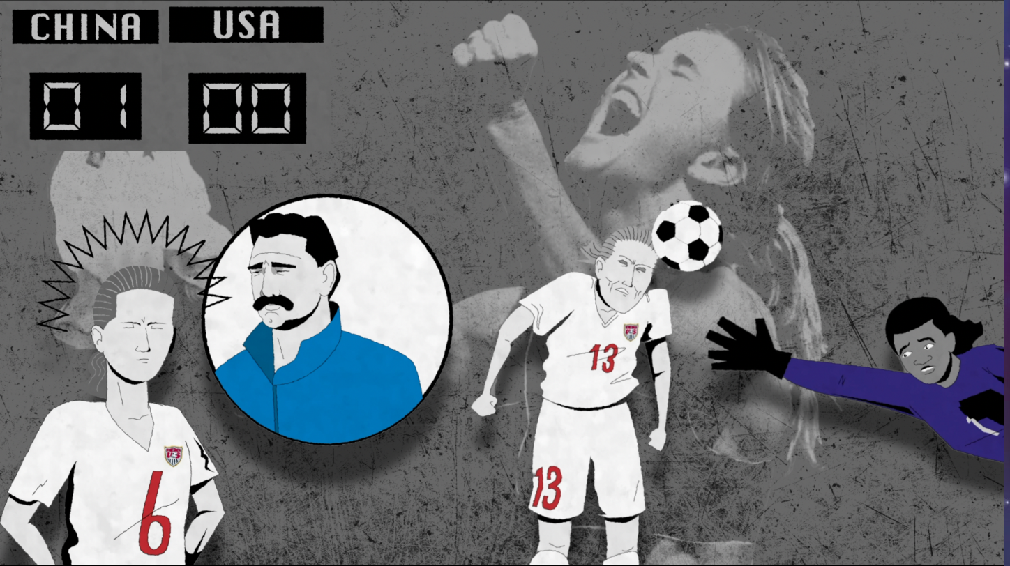 Reliving 1999: How Brandi Chastain's iconic moment almost never was