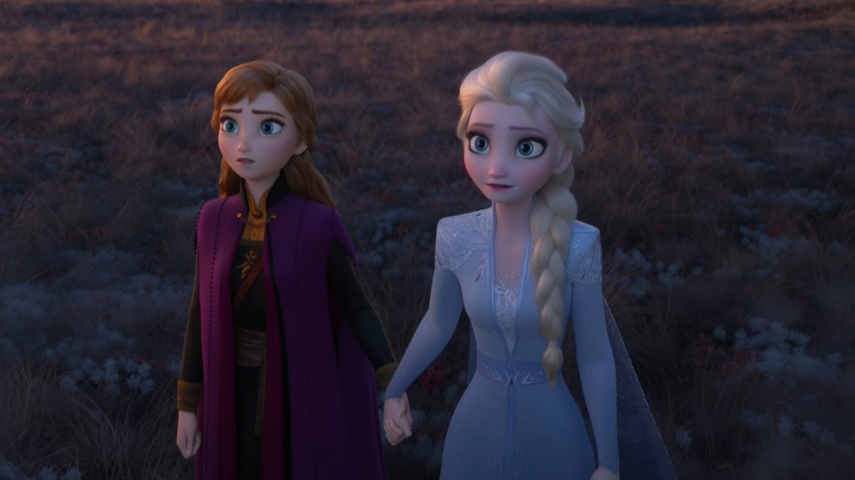 New breathtaking 'Frozen 2' trailer is here as Elsa and Anna hold hands to conquer new world