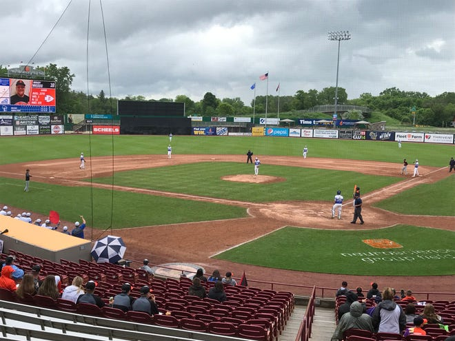 Neuroscience Group Field at Fox Cities Stadium is the home of the Wisconsin Timber Rattlers, a Class A affiliate of the Milwaukee Brewers.