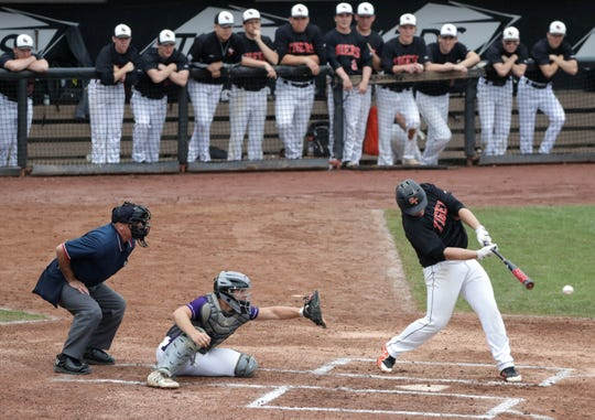 Stratford took on Boyceville in Wednesday's WIAA Division 3 state baseball semifinal at Neuroscience Group Field at Fox Cities Stadium in Grand Chute.