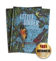 """""""Little Birder"""" is former Abilenian Jessalyn Claire Beasley's first book,"""
