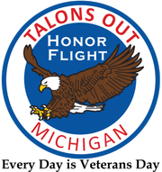 Talos Out Honor Flight Logo