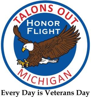 Talos Out Honor Flight Logo
