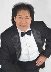 Carlos Carr will serenade Moon Madness guests with the music of Frank Sinatra.