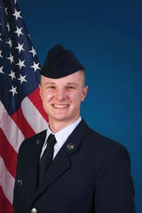 U.S. Air Force National Guard Airman 1st Class Gideon S. Johnson