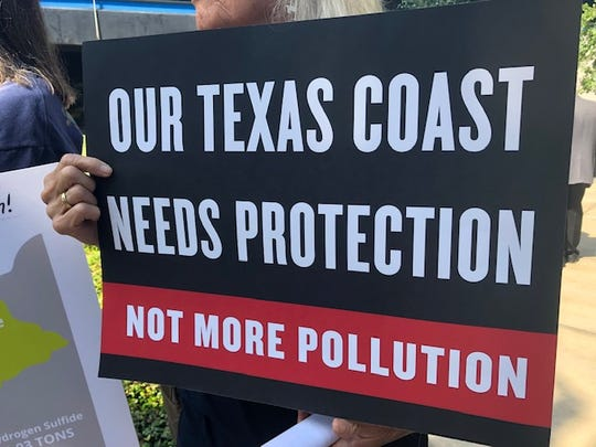 A plastics manufacturing plant planned for San Patricio County won approval from the Texas Commission on Environmental Quality despite opposition from neighbors and others on June 12, 2019.