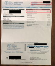A city worker called this water customer on Wednesday to notify them their bill was past due by $141.99 and it must be paid by July 1 or they would be disconnected and sent to collection. No past due notice has appeared on the customer's bill since the alleged past due amount was owed.