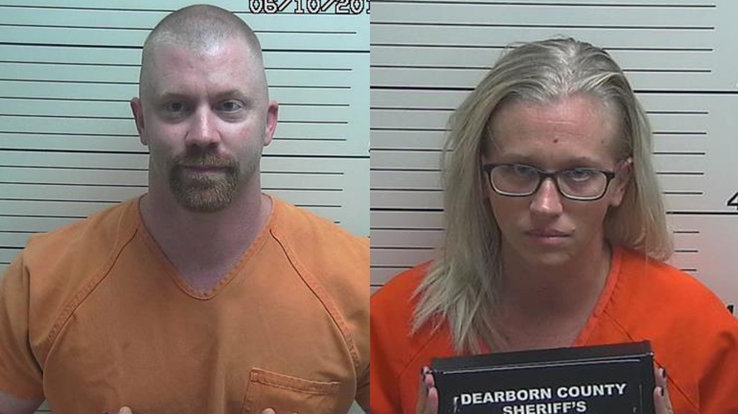Police: Couple made steroids in secret room in Hidden Valley home